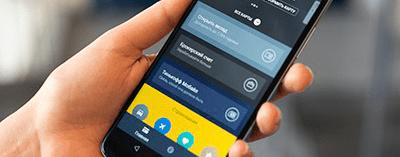 автоплатеж в мобильном приложении